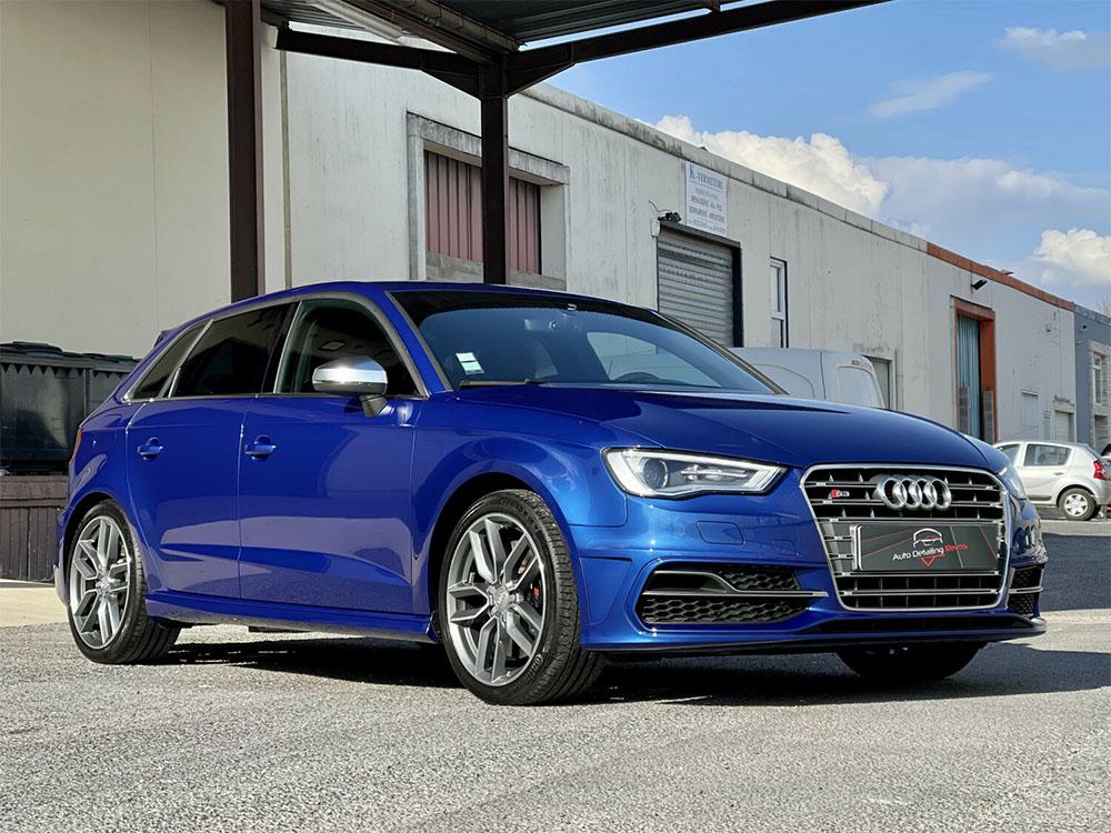 Traitement céramique sur Audi S3